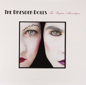LP The Dresden Dolls. The Virginia Monologues (LP)