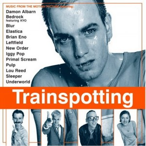 Audio CD Various Artists. Trainspotting: Music from the Motion Picture