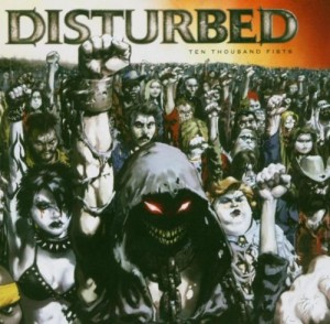 LP Disturbed. Ten Thousand Fists (LP)