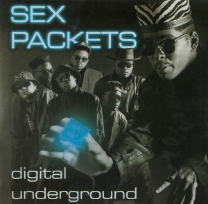 LP Digital Underground. Sex Packets (LP)