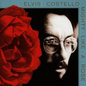 LP Elvis Costello. Mighty Like A Rose (LP)