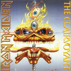 LP Iron Maiden. The Clairvoyant (LP)