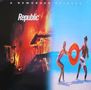 LP New Order. Republic (LP)