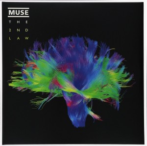 LP Muse. The 2nd Law (LP)