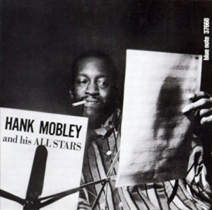 LP Hank Mobley. Hank Mobley And His All Stars (LP)