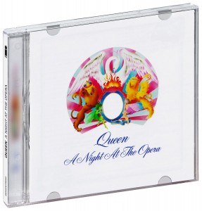 Audio CD Queen. A night at the opera