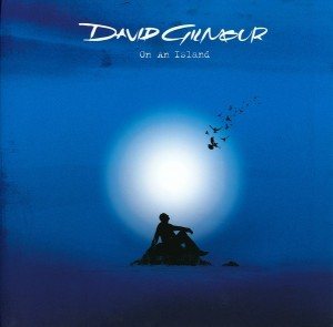 LP David Gilmour. On an Island (LP)