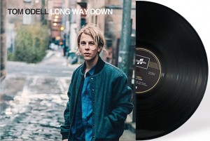 LP Tom Odell. Long Way Down (LP)
