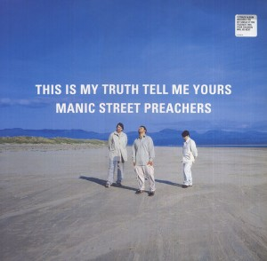 LP Manic Street Preachers. This Is My Truth Tell Me Yours (LP)