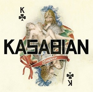 LP Kasabian. Empire (LP)