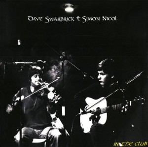 LP Dave Swarbrick. In The Club (LP)
