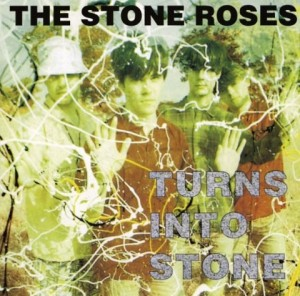 LP The Stone Roses. Turns Into Stone (LP)