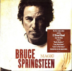 LP Bruce Springsteen. Magic (LP)