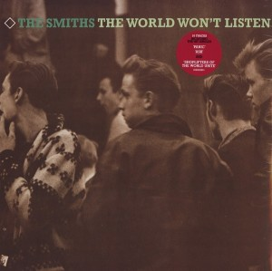 LP The Smiths. The World Won't Listen (LP)