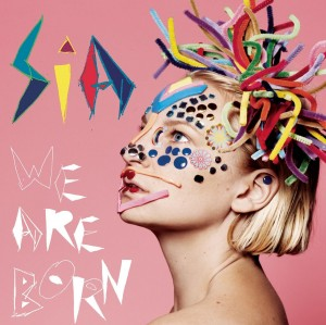 LP Sia. We Are Born (LP)