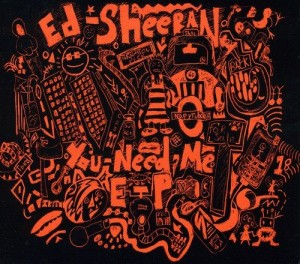 LP Ed Sheeran. You Need Me EP (LP)