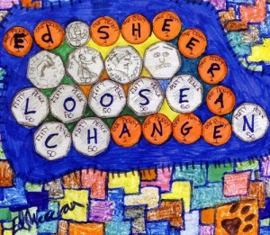 LP Ed Sheeran. Loose Change EP (LP)