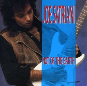 LP Joe Satriani. Not Of This Earth (LP)