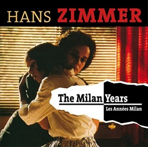 LP Hans Zimmer. The Milan Years (LP)