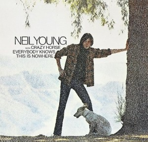 LP Neil Young With Crazy Horse. Everybody Knows This Is Nowhere (LP)