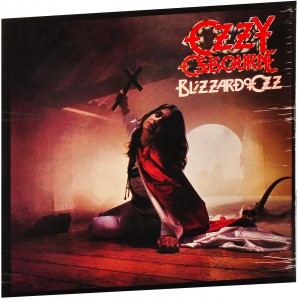 LP Ozzy Osbourne. Blizzard Of Ozz (LP)