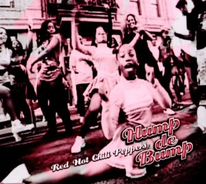 LP Red Hot Chili Peppers. Hump De Bump (LP)