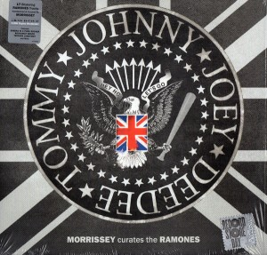 LP Ramones. Morrissey Curates The Ramones (LP)
