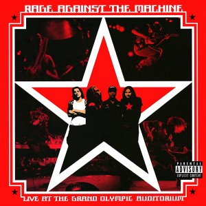 LP Rage Against The Machine. Live At The Grand Olympic Auditorium (LP)