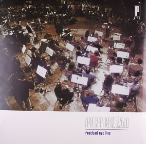 LP Portishead. Roseland Nyc Live (LP)