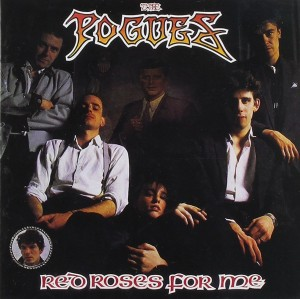 LP The Pogues. Red Roses For Me (LP)