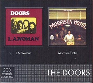 Audio CD The Doors. L.A. Woman / Morrison Hotel