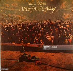 LP Neil Young. Time Fades Away (LP)