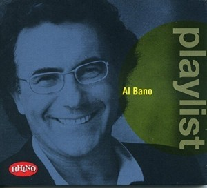 Audio CD Al Bano. Playlist: Al Bano