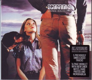 Audio CD Scorpions. Animal Magnestism (50th Anniversary Deluxe Edition)