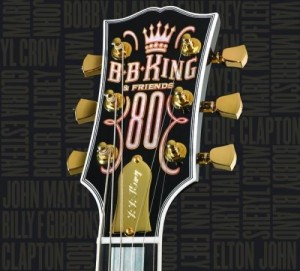 Audio CD B.B. King & Friends: 80
