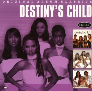 Audio CD Destiny's Child. Original Album Classics (Destiny's Child / The Writing's On The Wall / Survivor)