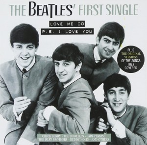 Audio CD The Beatles/ Various Artists. The Beatles' First Single