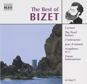 Audio CD Various. The Best of Bizet
