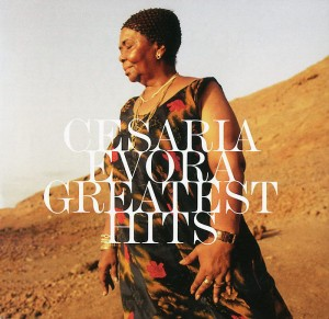 Audio CD Cesaria Evora. Greatest hits