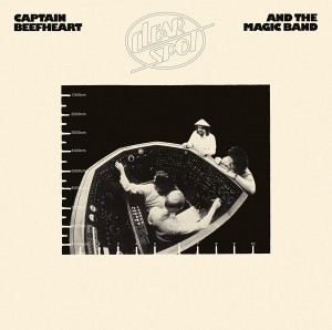 Audio CD Captain Beefheart. Clear Spot
