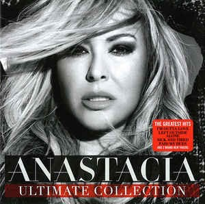 Audio CD Anastacia. The Ultimate Collection