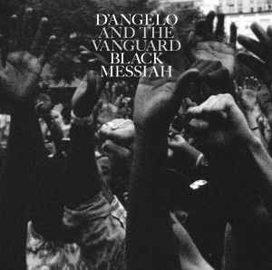 Audio CD D'Angelo / The Vanguard. Black Messiah