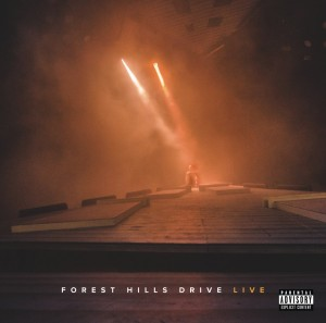 Audio CD J. Cole. Forest Hills Drive Live
