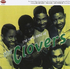 Audio CD The Clovers. The Clovers