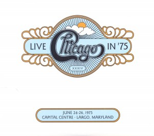 Audio CD Chicago. Live In '75
