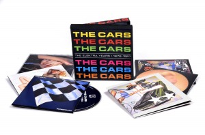 Audio CD The Cars. The Elektra Years 1978-1987