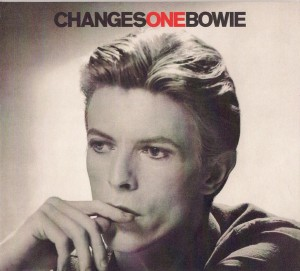 Audio CD David Bowie. Changesonebowie 40Th Anniversary