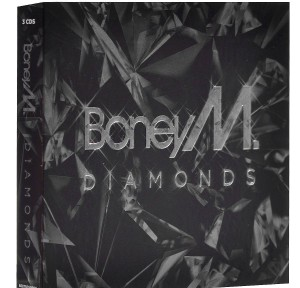 Audio CD Boney M. Diamonds
