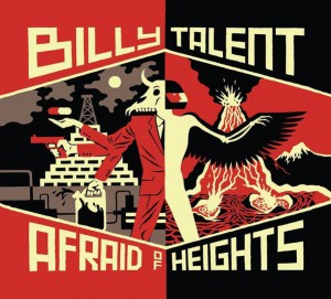 Audio CD Billy Talent. Afraid Of Heights
