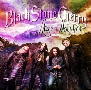 Audio CD Black Stone Cherry. Magic Mountain